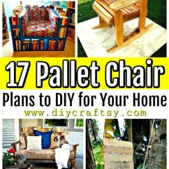 Diy Pallet Rocking Chair Plans Director Lawn Chairs 17 To For Your Home At No Cost Crafts Ideas Furniture
