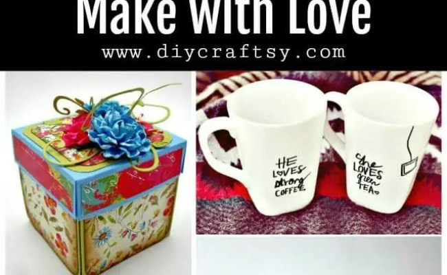 30 Easy Diy Gifts For Boyfriend You Should Make With Love