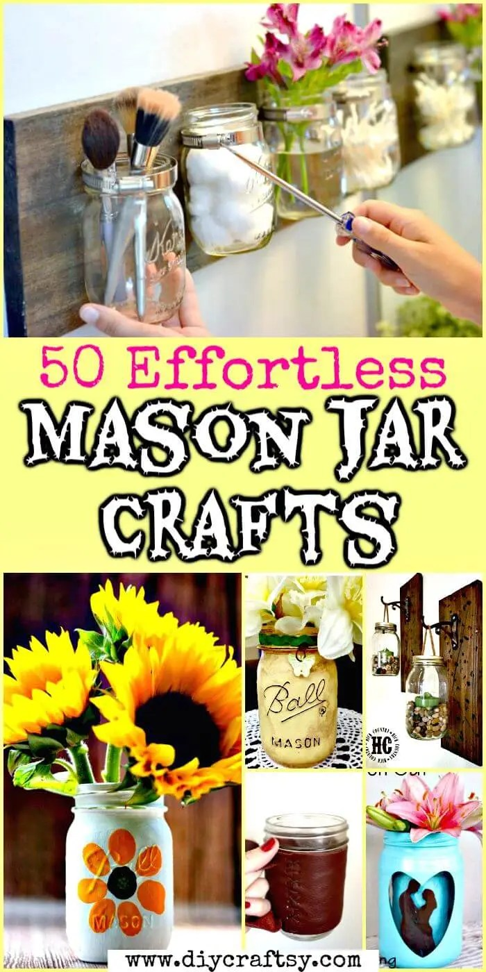 50 effortless mason jar