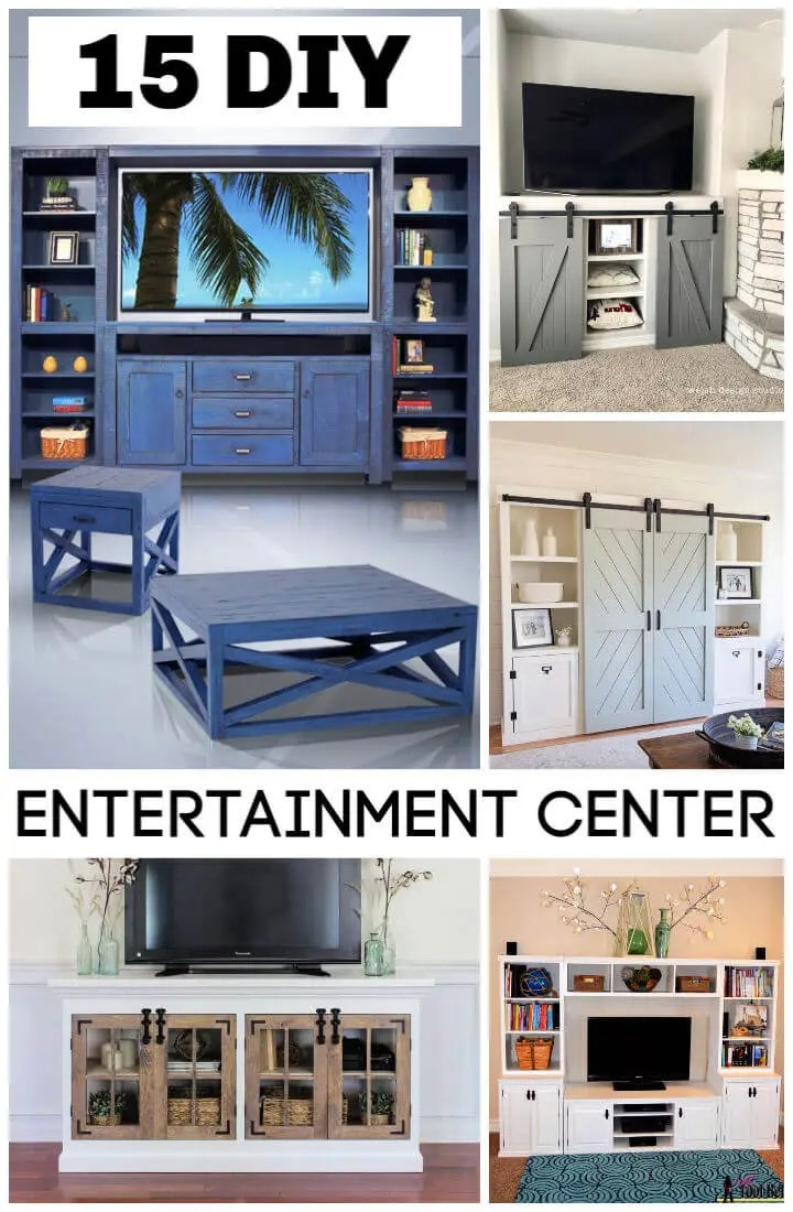 Center Blueprints Entertainment Home