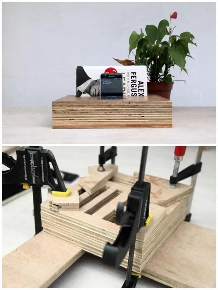 Make Organization Bloks Out Of Plywood