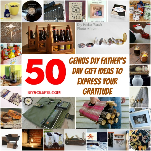 50 genius diy father