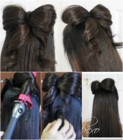 super cute diy christmas hairstyles