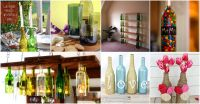 26 Epic Empty Wine Bottle Projects  Dont Throw them Out ...