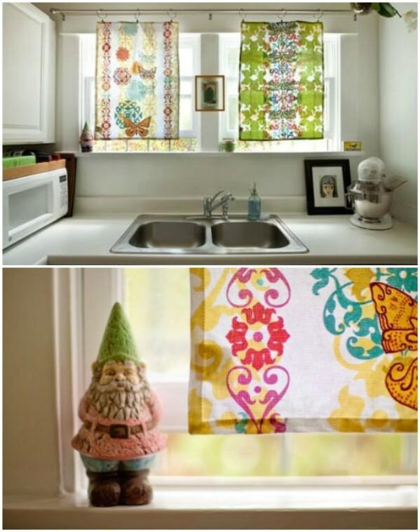 20 elegant and easy diy curtain ideas