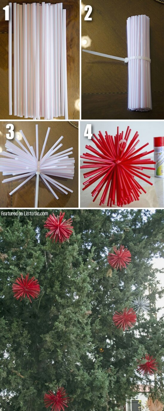How To Diy Christmas Decorations