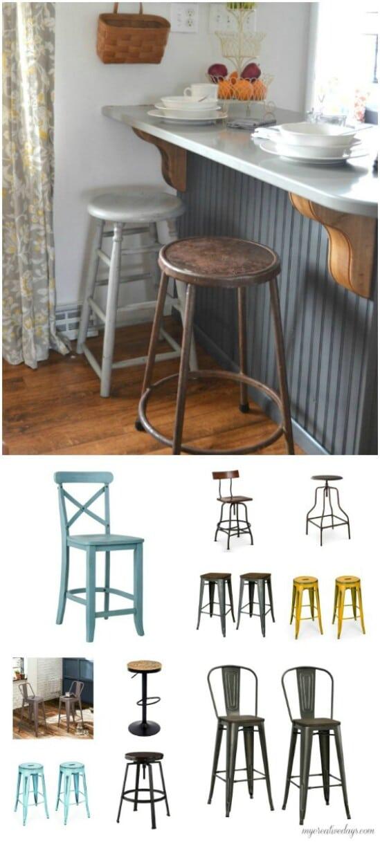 46 stool diyncraftscom farmhouse furniture collection