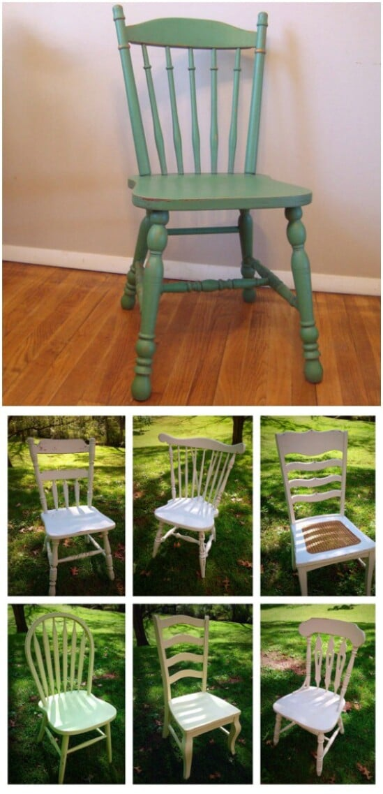 55 distressed chairs diyncraftscom farmhouse furniture collection