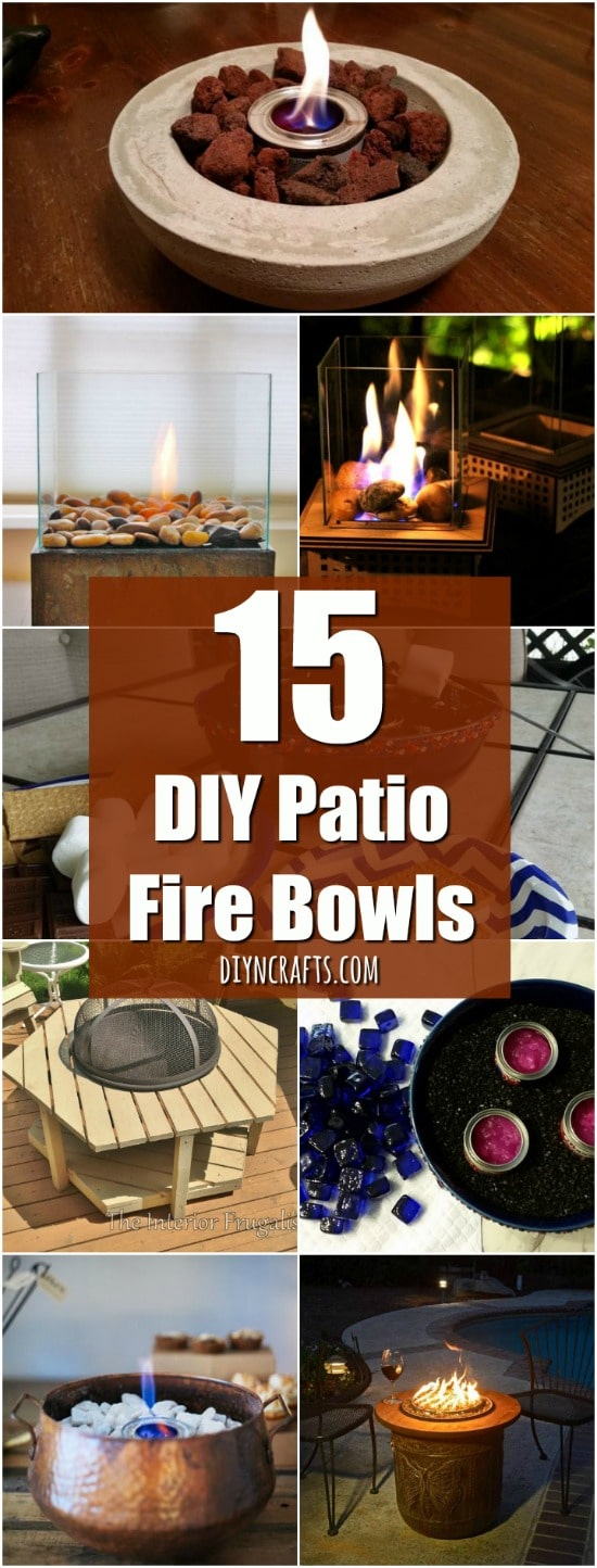 15 diy patio fire bowls that will make