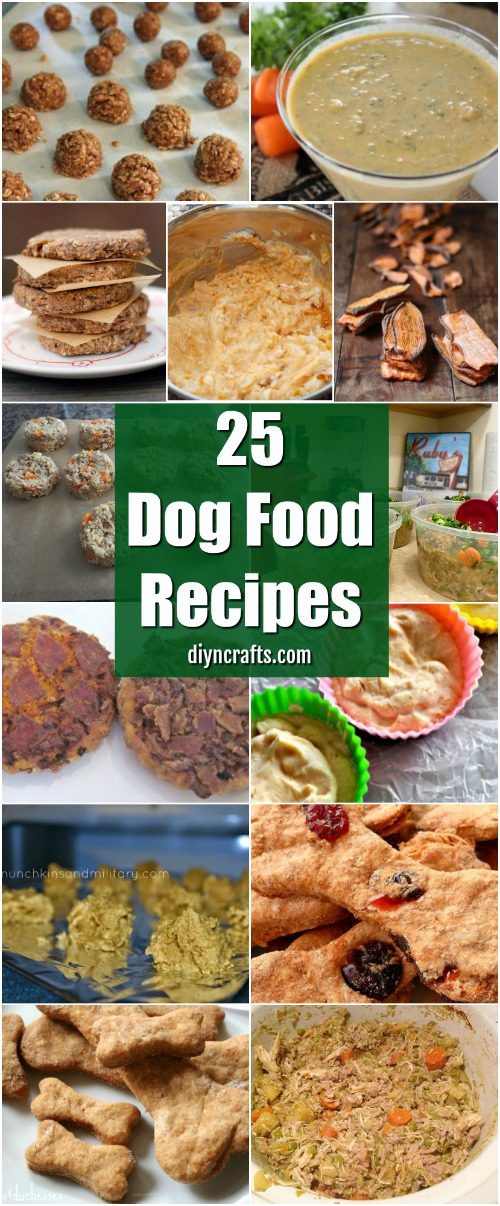 Diabetic Dog Food Homemade Uk : diabetic, homemade, Smacking, Homemade, Healthy, Recipes, Pooch, Crafts