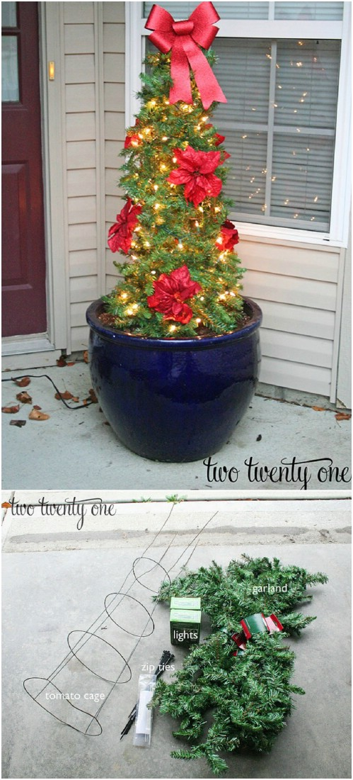 15 Creatively Festive Diy Planters That Bring A Welcoming Feel To Your Front Porch Diy Crafts
