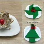 How To Fold These 5 Easy And Decorative Christmas Napkins Diy Crafts