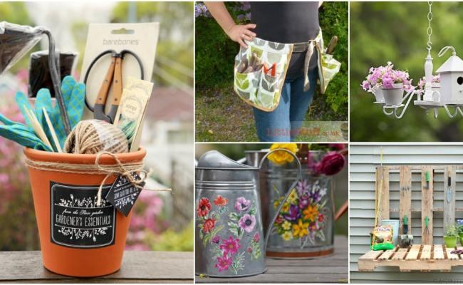 20 Unique Diy Gifts For Gardeners Diy Crafts