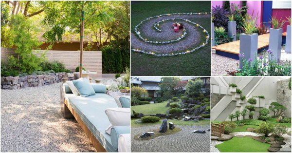 relaxing diy zen gardens features