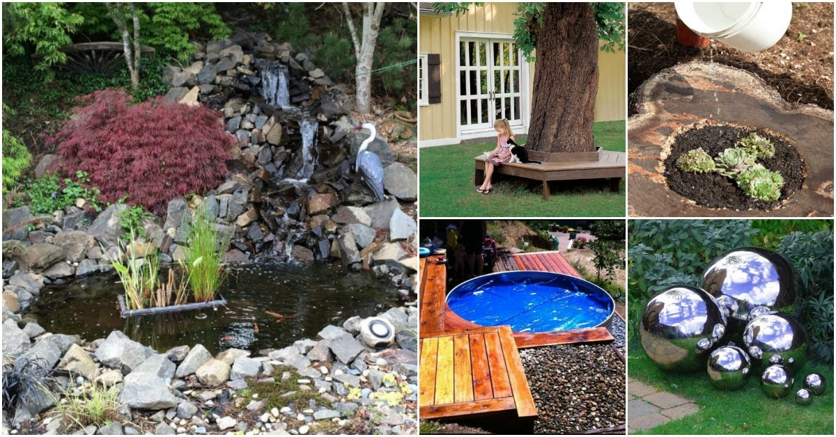 15 Gorgeous Diy Small Backyard Decorating Ideas Diy Crafts