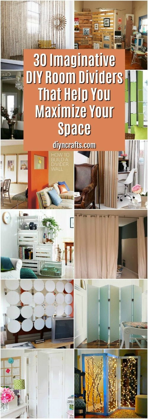 30 imaginative diy room