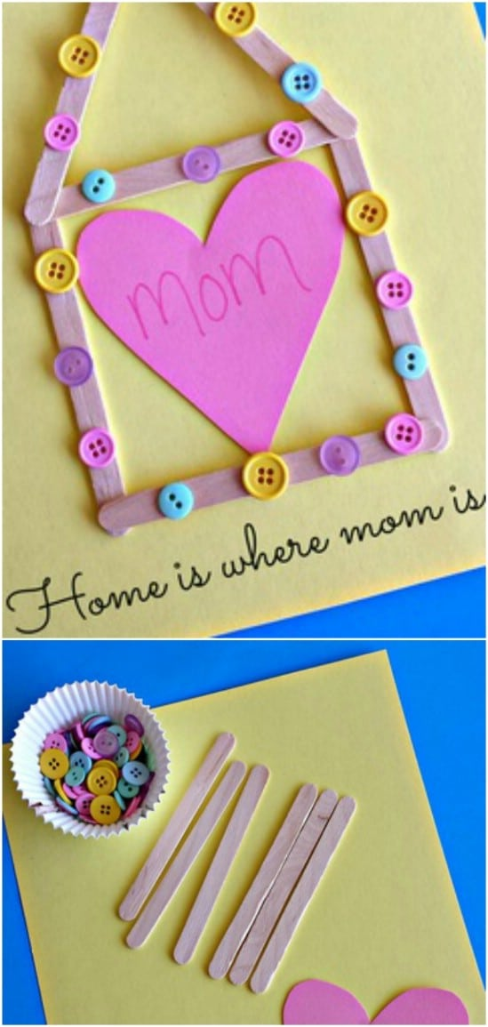 50 Fun Popsicle Crafts You Should Make With Your Kids This Summer Diy Crafts