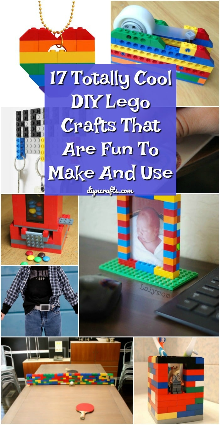 17 totally cool diy