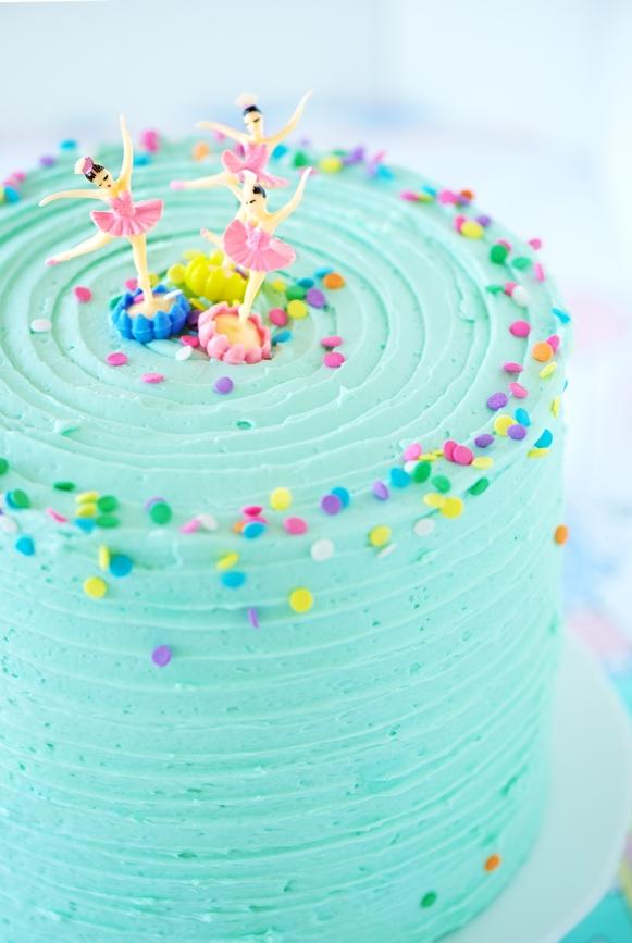 Order designer cake online now. 10 Do It Yourself Birthday Cakes For Little Girls