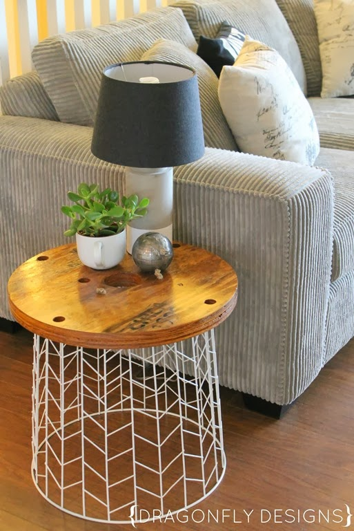 diy living room side tables entertainment centers end that look stylish and unique modern table
