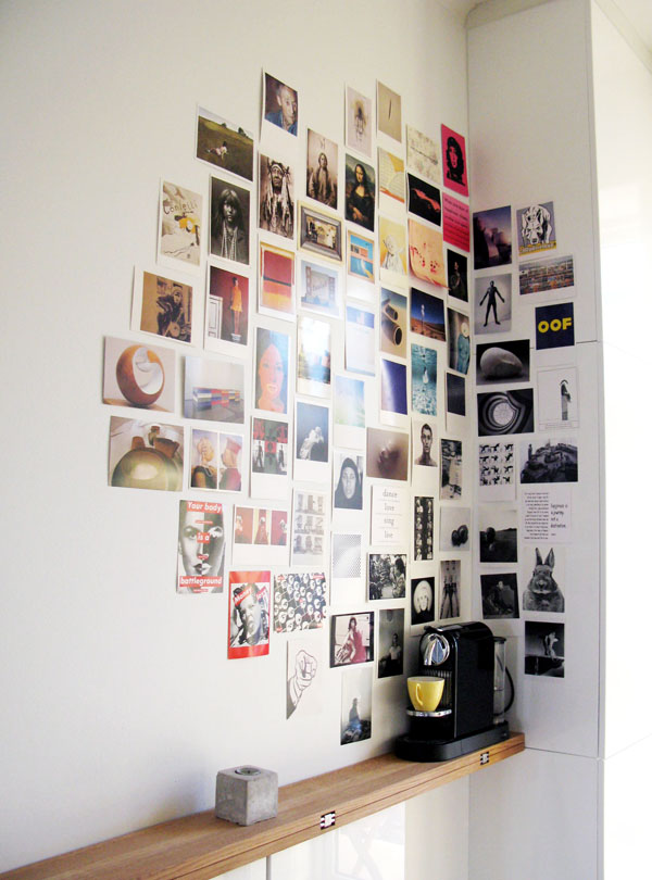 Creative Ways To Put Pictures On Your Wall Without Frames