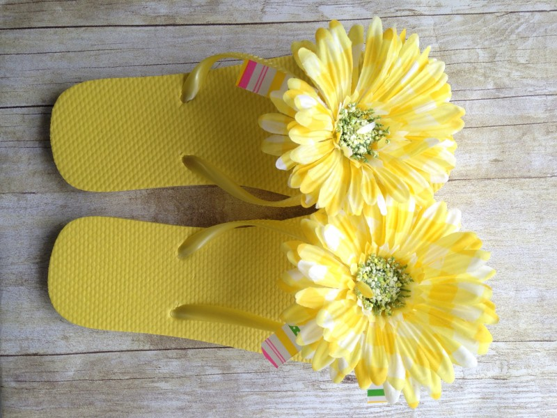 25 Different Ways To Fancy Your Flip Flops