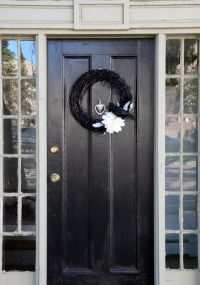 Halloween Wreath Halloween wall decor front door halloween