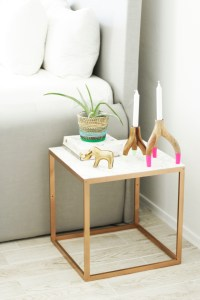 25 Genius IKEA Table Hacks