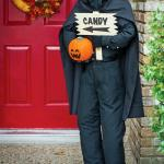 25 Spooky And Stylish Pieces Of Halloween Diy Outdoor Decor