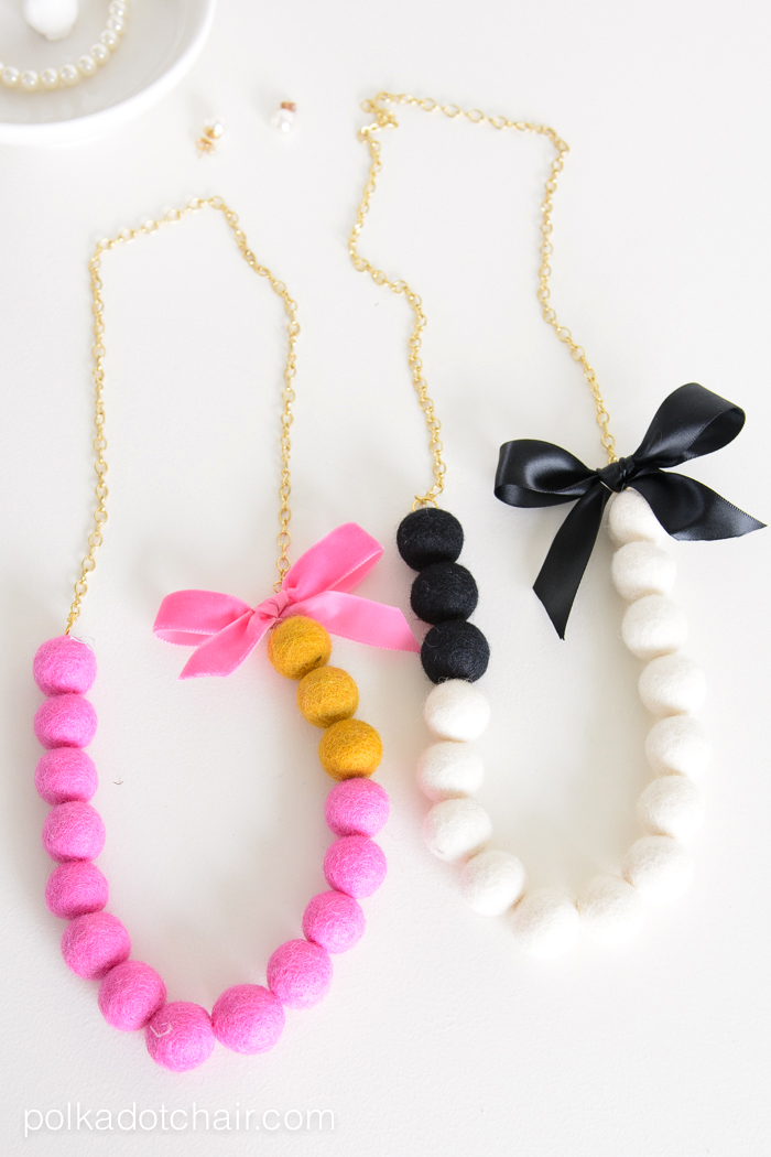 27 PomPom Crafts For You and The Kids