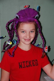"""great crazy hairstyles """"wacky"""