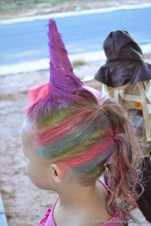 How To Make Cupcake Hair : cupcake, Great, Crazy, Hairstyles,