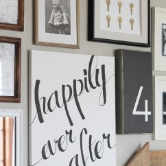 Diy Canvas Art For Living Room American Furniture Chairs Get Creative And Show Your Artistic Side With These 50 Script