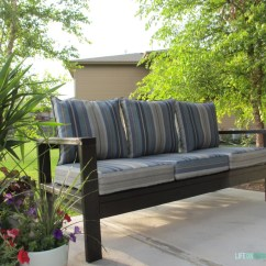 Diy Outdoor Sofa Table Leather Design Ideas Welcome In The Spring With These 26 Patio Furniture Diys