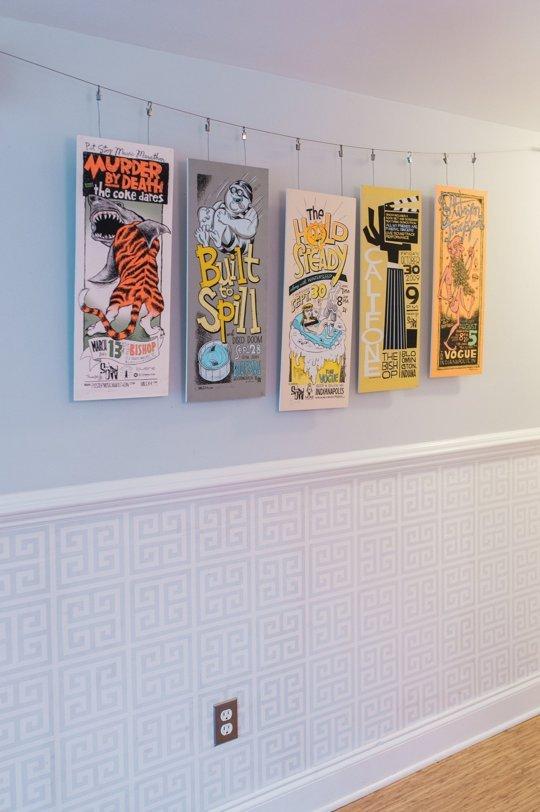 22 diy poster frames