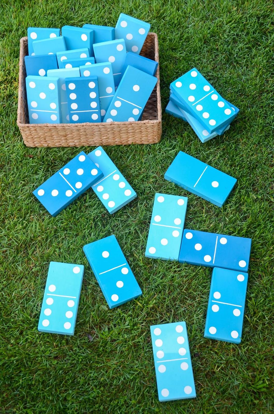 Easy Make Lawn Games