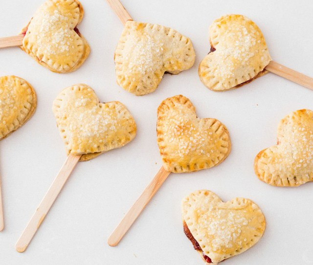 Heart Pies On A Stick Recipe