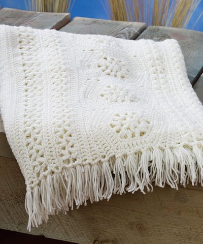 Wedding Afghan Crochet Pattern : wedding, afghan, crochet, pattern, Gorgeous, Afghans, Experienced, Crocheters
