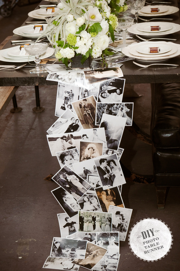 diy table runners for