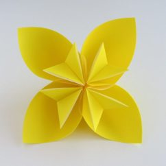 Carambola Flower Origami Diagram 1997 Toyota 4runner Stereo Wiring Decorate Your Home With These Beautiful Flowers