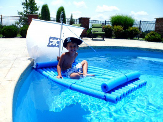 Stock Up on Pool Noodles for These Clever DIY Projects
