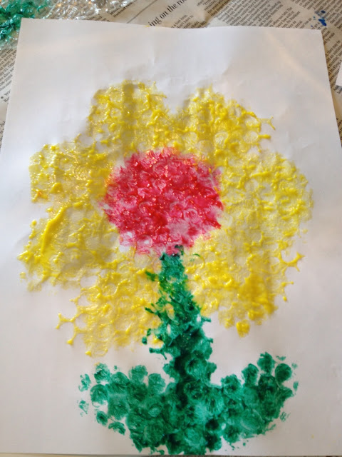 Interesting Ways To Repurpose Bubble Wrap For Kids Crafts