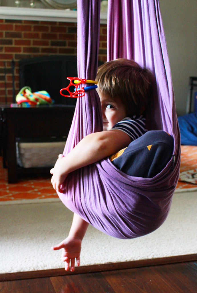 indoor hammock chair acrylic dining 17 diy indoors swings for everyone in the family to enjoy