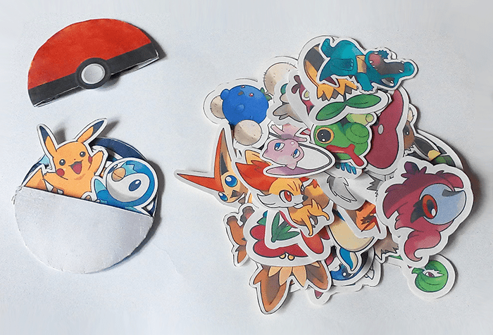 These 20 DIY Pokemon Crafts Will Rule The Weekend!