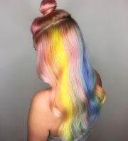 trending pastel hair ideas