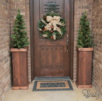 23 DIY Christmas Tree Stands and Bases To Build For Your ...