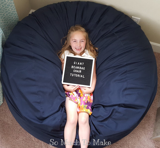 how to sew bean bag chair walmart bouncy these 18 diy chairs will take the family's lounging next level