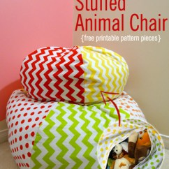 How To Sew Bean Bag Chair Ikea Metal These 18 Diy Chairs Will Take The Family S Lounging Stuffed Animal