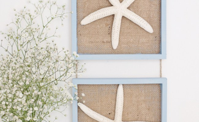 Decorate Your Beach House With These 50 Diy Coastal Decor