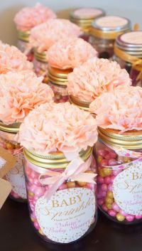 Diy Baby Shower Favors Popcorn - Diy (Do It Your Self)